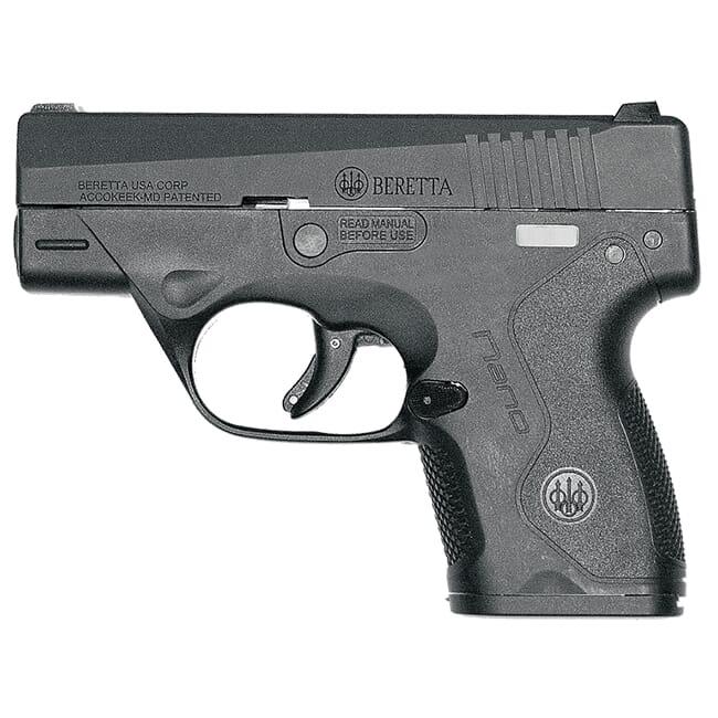Beretta Nano 9mm JMN9S15