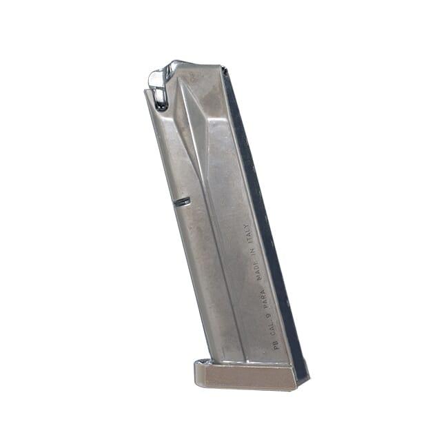 Beretta M9A3 Magazine 9mm 17 rounds.  MPN JMM9A317