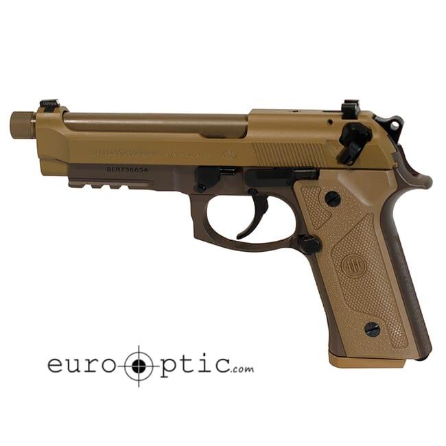 Beretta M9A3 9mm Dbl/Sngl 10rd Pistol J92M9A3