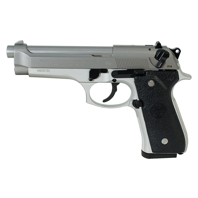 Beretta 92 FS INOX (IT) 9mm 10rd