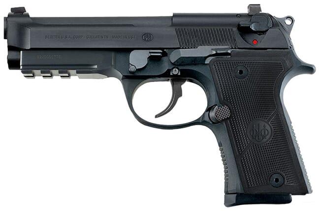Beretta 92X FR Compact-R 9mm Dbl/Sngl Pistol w/ (3) 10 Rd Mags J92CR920