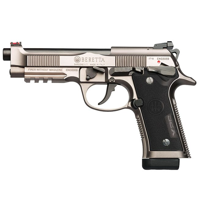 Beretta 92X Performance 9mm 15 Rd Mag Pistol J92XR21