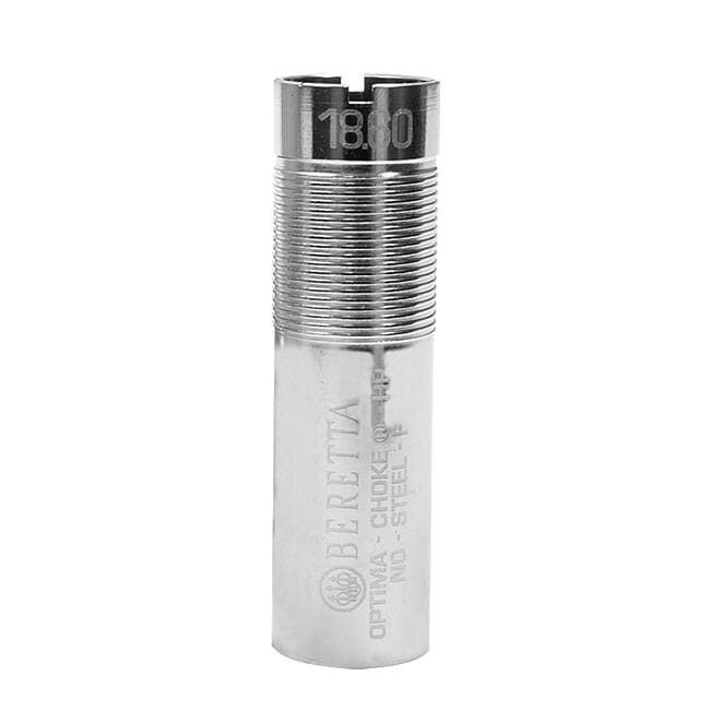 Beretta 12GA Optimachoke HP Flush F Choke Tube C62070