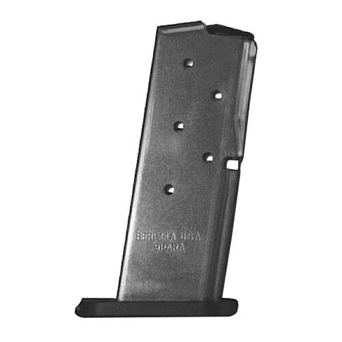 Beretta Nano 9mm 6 Round Magazine JM6NANO9