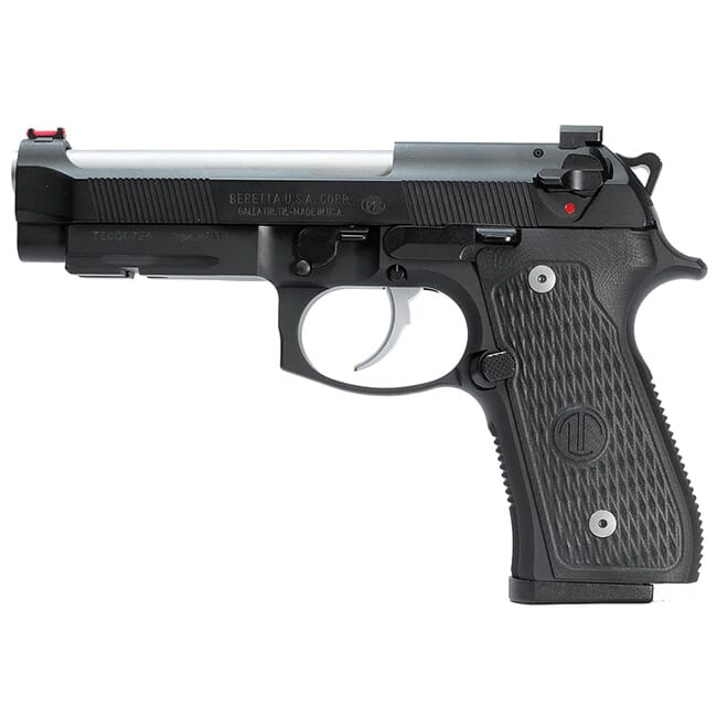 Beretta and Ernest Langdon 92 Elite LTT 9mm 13rd. Pistol J92G9LTTM