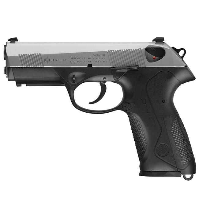 Beretta Px4 Storm Type F Full Size INOX .40 S&W JXF4F51 JXF4F51