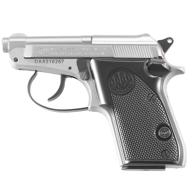 Beretta Model 21 Bobcat Inox .22 LR Pistol J212500