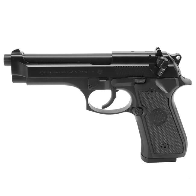 Beretta 92FS 9mm 3-Dot/Plastic (2) 15rd J92F300M