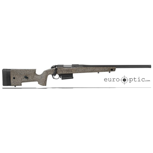 "Bergara B-14 HMR (Hunting & Match Rifle) 450 Bushmaster Molded MiniChassis Stock 20"" B14S356"
