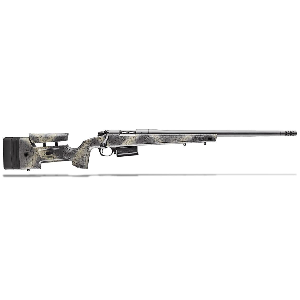 "Bergara B-14 HMR ""Wilderness"" .308 Win Molded Mini-Chassis Stock 20"" Rifle w/ Muzzlebrake B14S371"