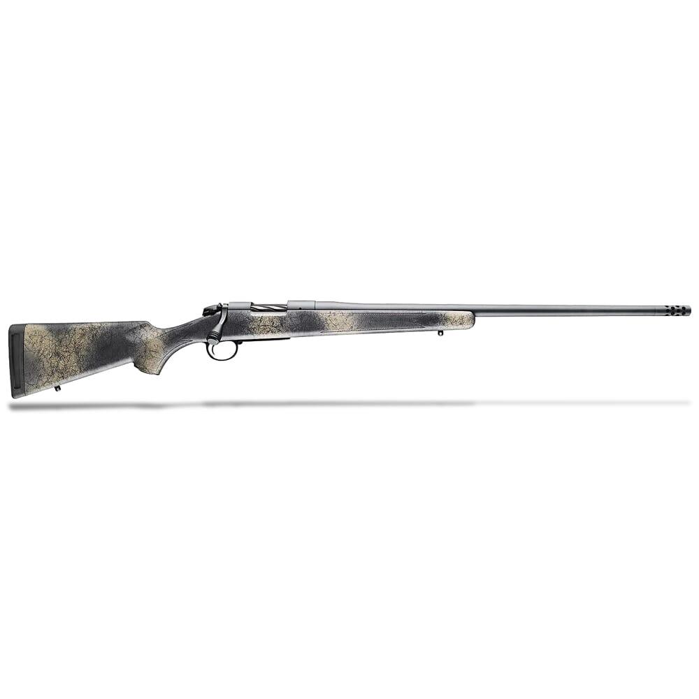 "Bergara B-14 Ridge ""Wilderness"" 7mm Rem Mag Synthetic Stock 24"" Rifle w/ Muzzlebrake B14LM507"