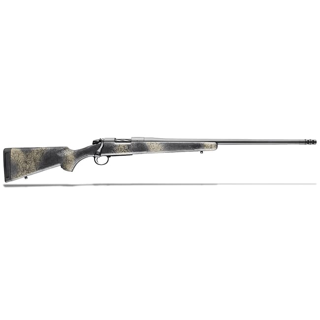"Bergara B-14 Ridge ""Wilderness"" 28 Nosler Synthetic Stock 26"" Rifle w/ Muzzlebrake B14LM5010"
