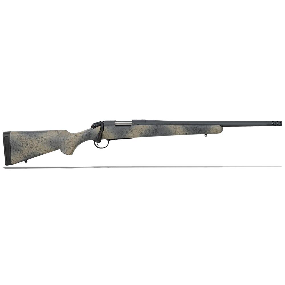"Bergara B-14 Ridge ""Wilderness"" SP (Special Purpose Short Bbl) 6.5 Creedmoor Synthetic Stock 18"" Rifle w/ MB B14S522SP"