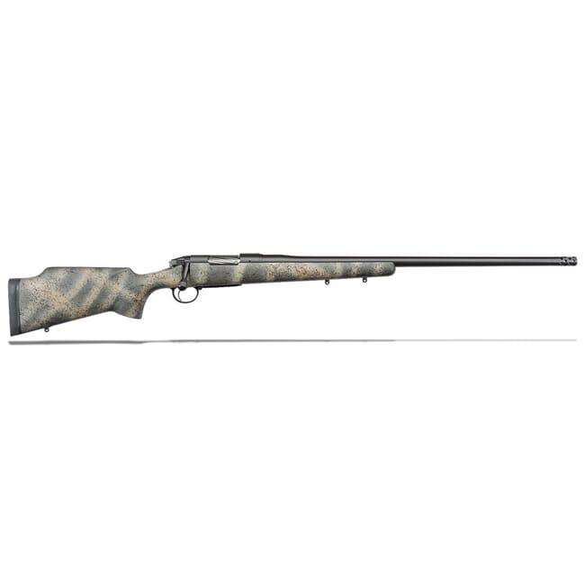 "Bergara Premier Series Approach 28 Nosler Threaded Bbl 26"" Rifle w/ Muzzlebrake BPR31-28N"