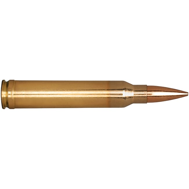 Berger Match Grade Ammunition 300 Winchester Magnum 185gr Classic Hunter Box of 20 70020
