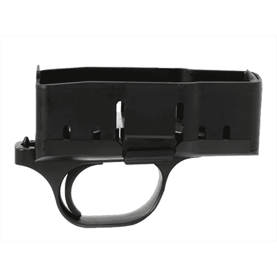 Blaser R8 Black with Black Trigger Steel Fire Control