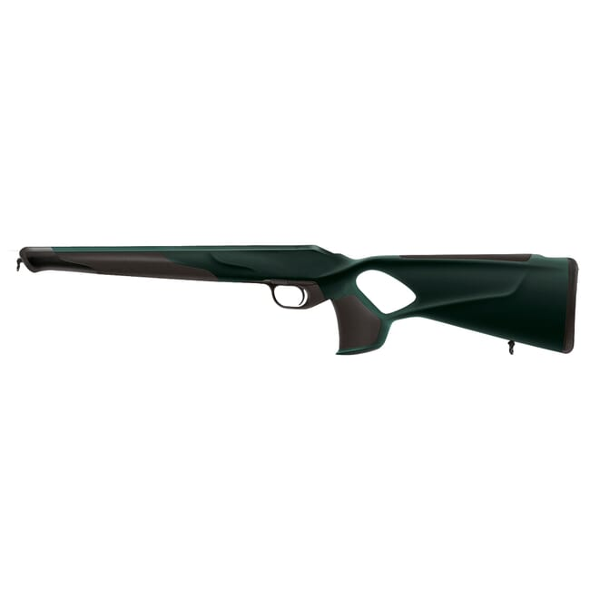 Blaser R8 Professional Success LH Green Stock Receiver