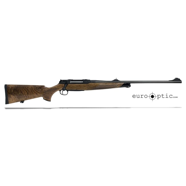 Sauer S404 SCI package wood grade 7 - 300 Win Mag Rifle Right Hand