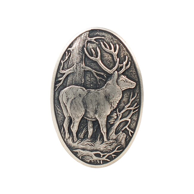 Blaser Pistol Grip Cap - Large Red Stag 169145