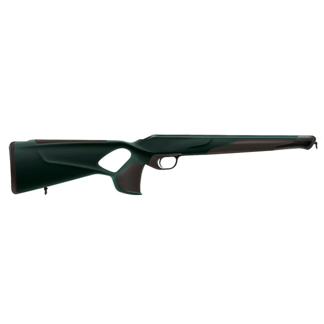 R8 Professional Green Success Thumbhole Stock Receiver