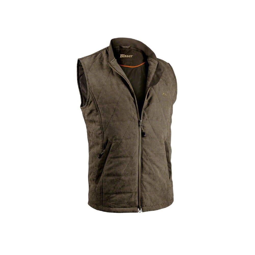 Blaser Men 's Argali Quilted Vest XL BAOVMAQU
