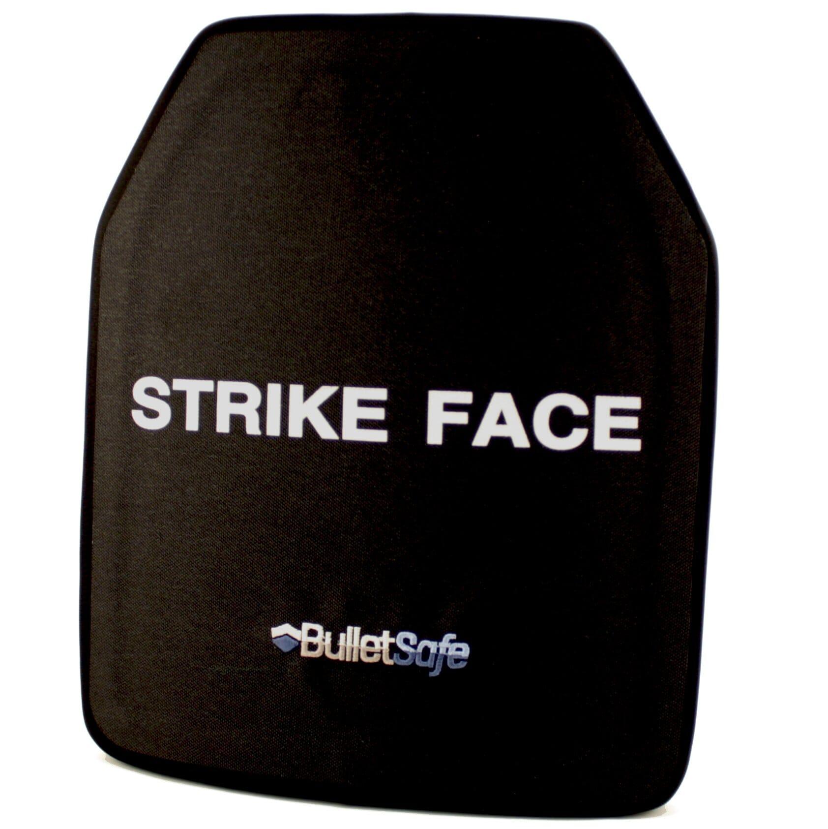 BulletSafe Lightweight Ballistic Ceramic Plate Level IV ICW BS56000