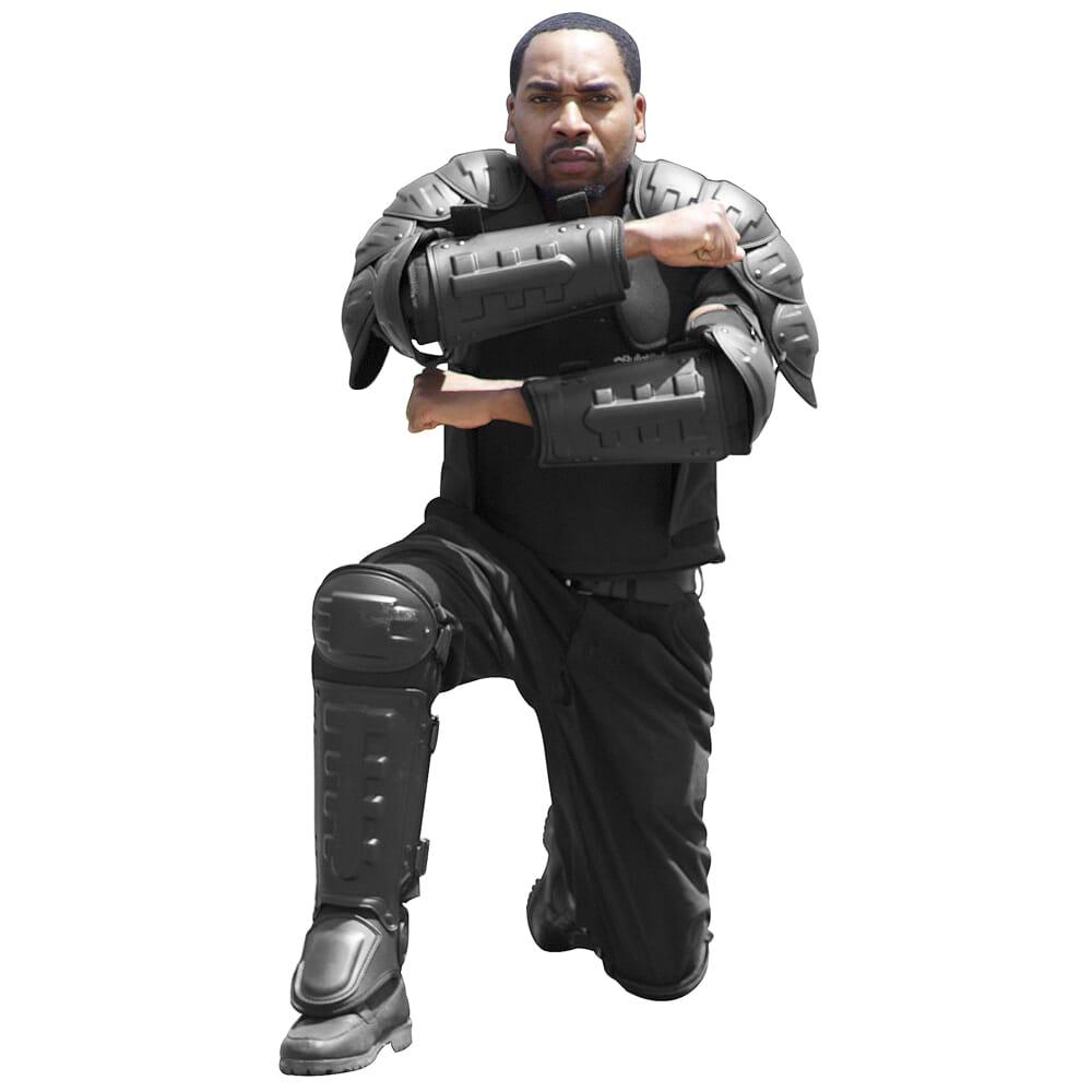 BulletSafe RiotReady Pads Set w/Shoulder, Arm, and Leg Pads BS55002