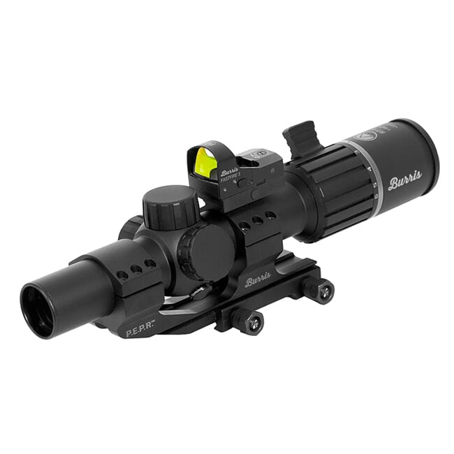 Burris RT6 1-6x24mm Ballistic AR w/ FFire3, PEPR Scope 200475