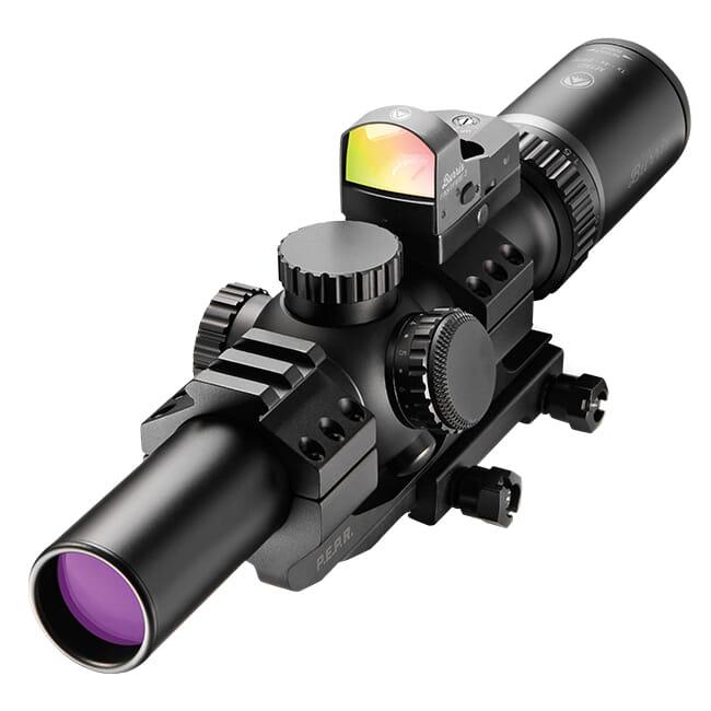 Burris 1X-4X-24mm ill,FFireII, PEPRMatte Ballistic CQ 5.56 reticle 200437-FF