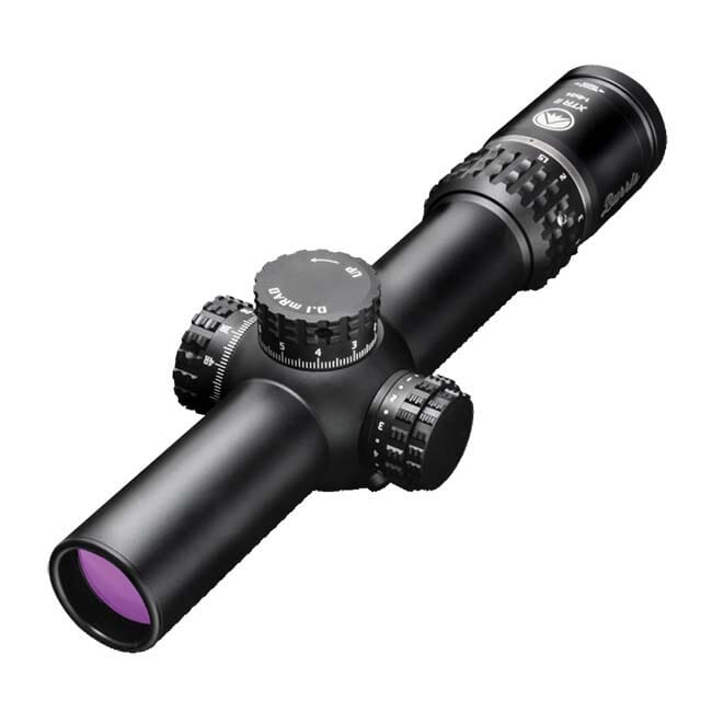 Burris Xtreme Tactical II 1-8x24mm Illum Ballistic Dot MAD System Mil Scope 201019