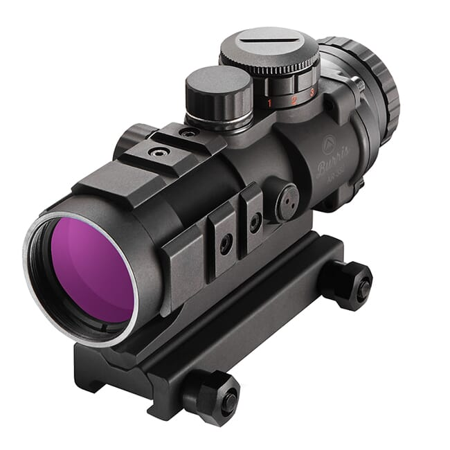 Burris AR-332 3X - 32mm Matte Ballistic / CQ reticle 300208