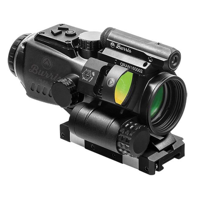 Burris T.M.P.R.-5 w/Fire M3 & Laser Ballistic AR Matte 32mm Tri-Rail Modular Prism Riflescope System 300229