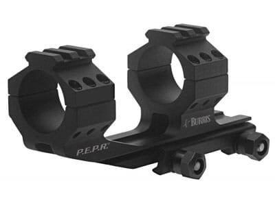 "Burris AR-PEPR QD Scope Mount 1"" with/Picatinny Tops Matte 410344"
