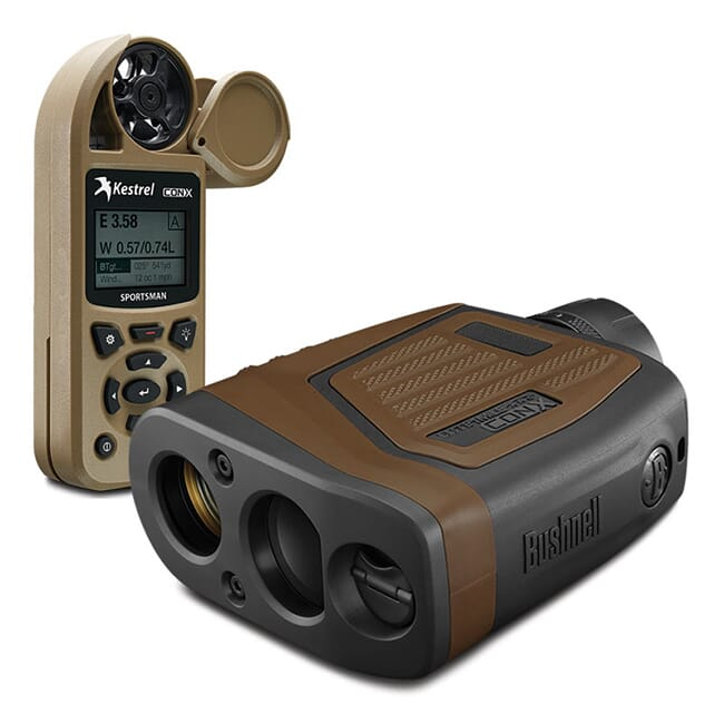 Bushnell Elite 1 Mile CONX Combo with Kestrel 202540KC