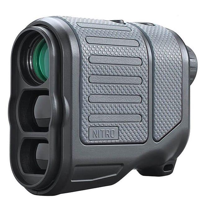Bushnell Nitro 6x20mm Gun Metal Grey Bullseye, Brush, ARC, ExoBarrier Laser Rangefinder LN624KGG