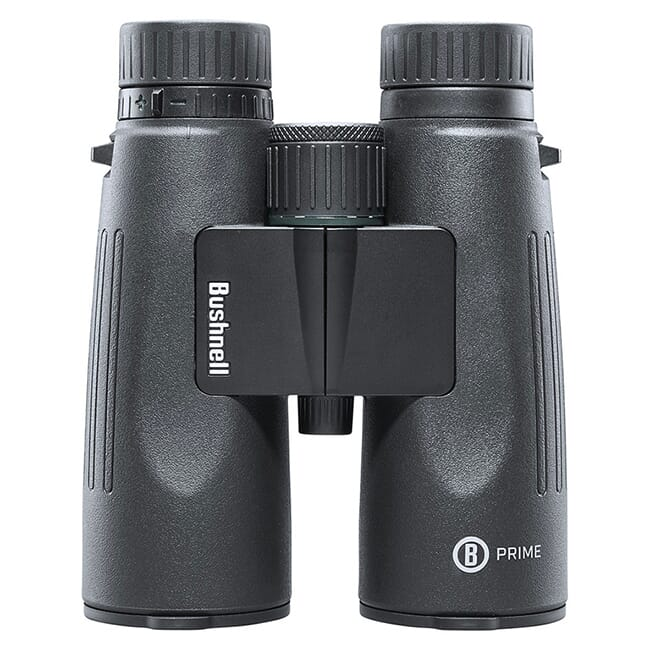 Bushnell Prime 12x50 Black Roof Prism FMC, WP/FP, Twist-up Eyecups Binoculars BPR1250