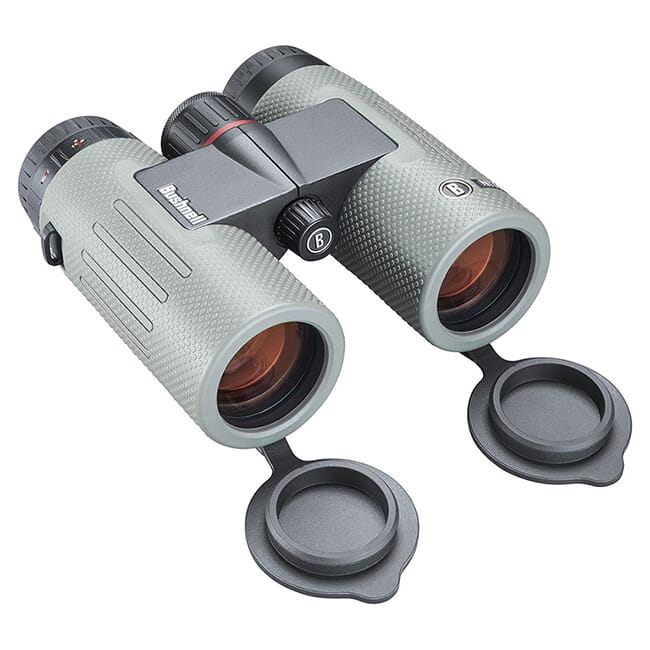 Bushnell Nitro 10x36 Gun Metal Gray Roof Prism FMC, UWD, EXO Barrier Binoculars BN1036G