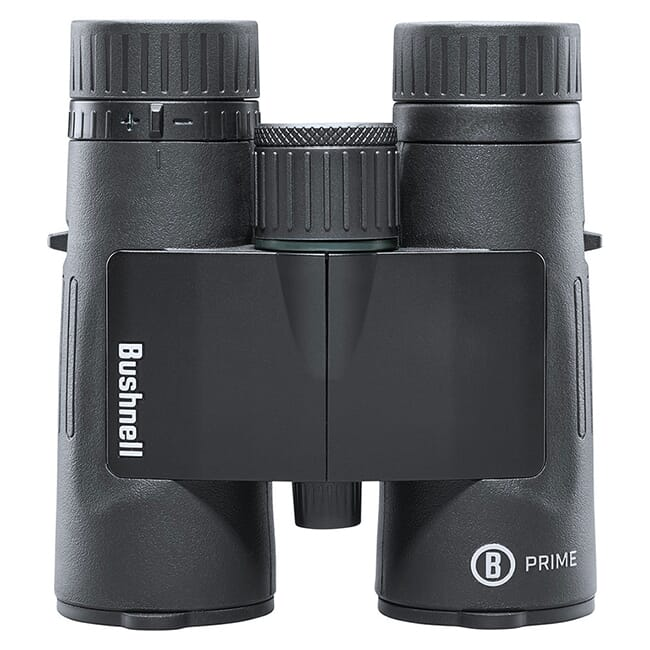 Bushnell Prime 10x42 Black Roof Prism FMC, WP/FP, Twist-up Eyecups Binoculars BP1042B