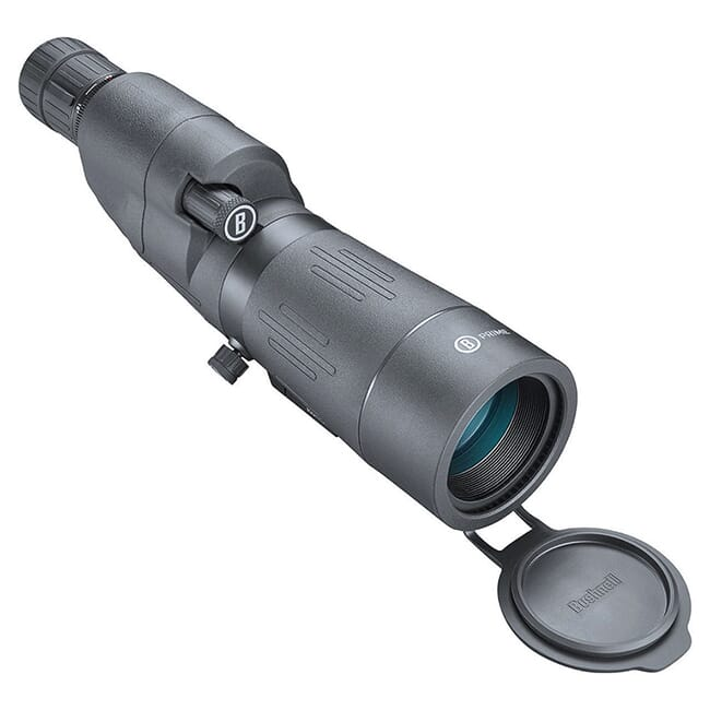 Bushnell Prime Spotting Scope 16-48x50 Black Roof Prism FMC, WP/FP, Tripod, Case SP164850B