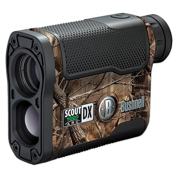 Bushnell Scout DX 1000 ARC 6x21 Camo Rangefinder 202356