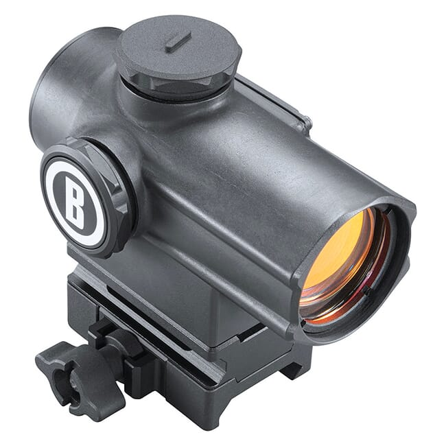 Bushnell Tac Optics, Mini Cannon Multi 4 Reticle, Hi Rise Red Dot Sight BT71XRDX