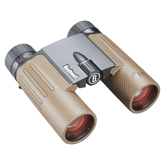 Bushnell Forge 10x30mm Roof Prism FMC, UWD, Dielectric, EXO Barrier Binoculars BF1030T