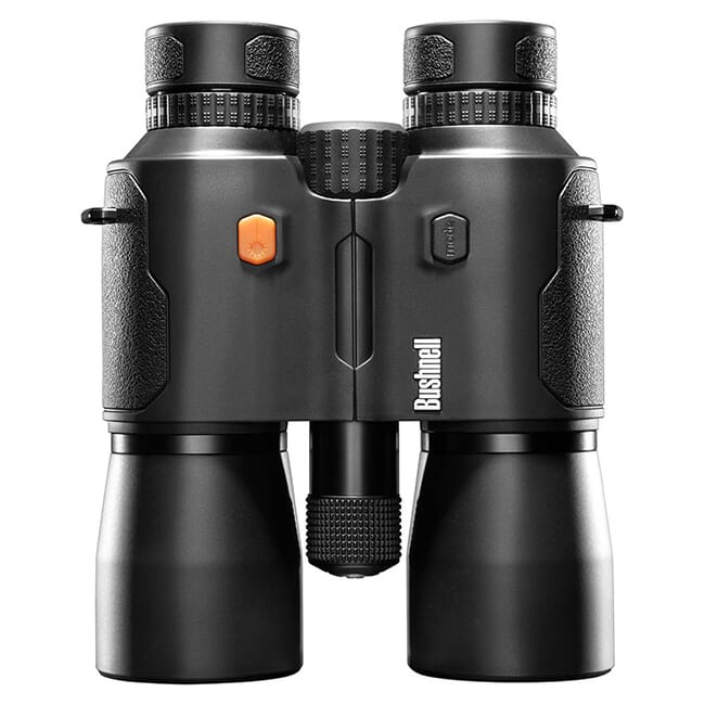Bushnell Fusion 1 Mile 12x50 Fusion Black ARC VSI Matrix Display Rangefinding Binoculars 202312