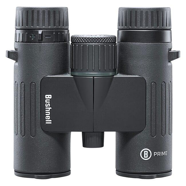 Bushnell Prime 10x28 Black Roof Prism FMC, WP/FP, Twist-up Eyecups Binoculars BPR1028