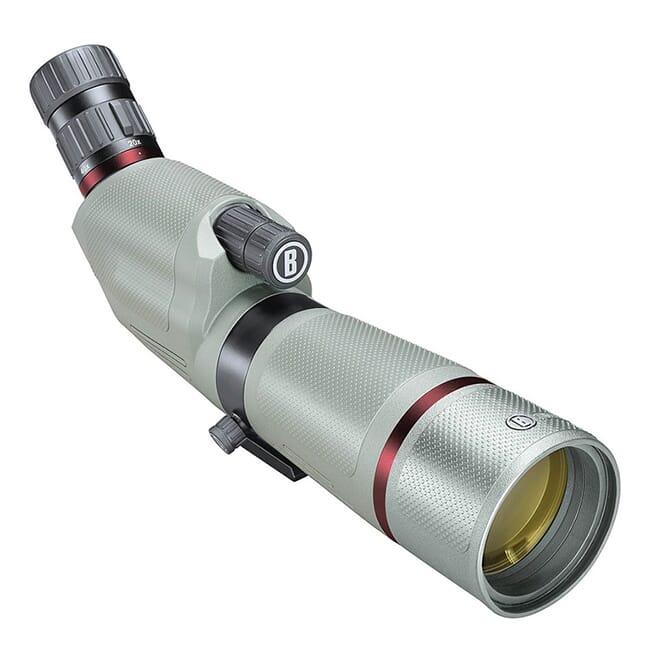 Bushnell Nitro Spotting Scope 20-60x65 Gun Metal Gray, ED Prime SN206065GA