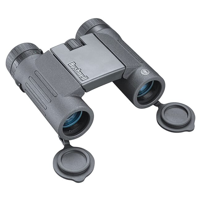 Bushnell Prime 10x25 Black Roof Prism FMC, WP/FP, Twist-up Eyecups Binoculars BP1025B