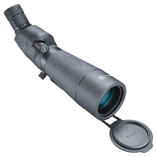 Bushnell Prime Spotting Scope 20-60x65 Black Roof Prism 45 deg, FMC, WP/FP, Tripod SP206065AB