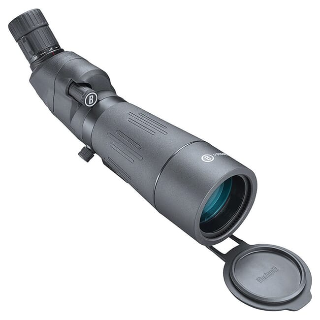 Bushnell Prime Spotting Scope 20-60x65 Black Roof Prism 45 deg, FMC, WP/FP, Tripod SP206065AB