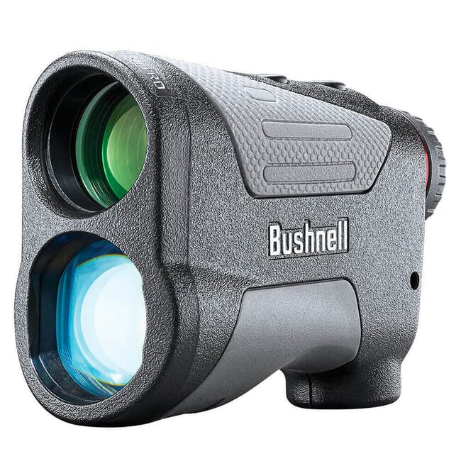 Bushnell Nitro 1800 6x24mm A-J Ballistics Gun Metal Gray Laser Rangefinder LN1800IGG