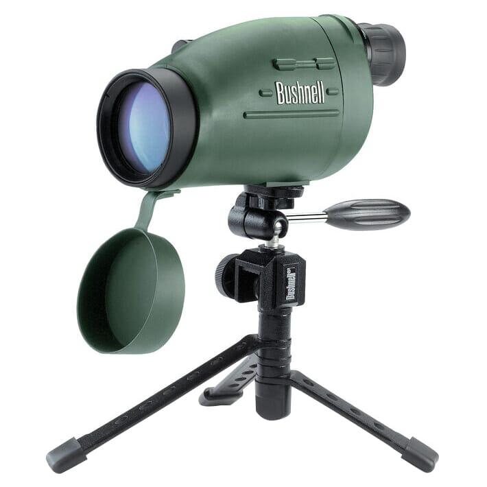 Bushnell Sentry 12-36x50mm Green Spotting Scope w/Tripod 789332